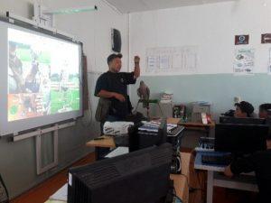 classroom falcon